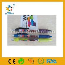 little banner pen,advertising extendable pen,custom promotion flag pen