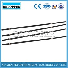 Hot sale! taper drill rods machine accessories drilling tools