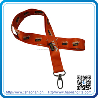 Printed Technics and decoration ,mobile phone ,MP3,MP4.MP5 Use spun elastic lanyard for alibaba customer from gold supplier