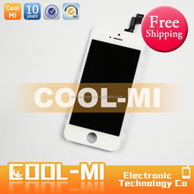"""Big Promotion!!! Best price for apple iphon5"""" s digitizer, for I phone 5 s display assembly"""