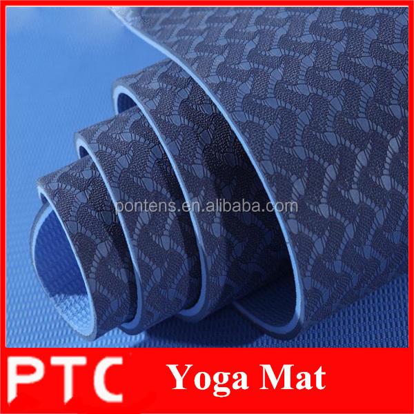 Gym Mats Argos: Bicolor Yoga Mat,Custom Printed Yoga Mats In Gymnastic
