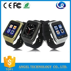 2015 Android 4.4 1.2GHZ dual-core CPU smart Watch Bluetooth 4.0 Smart Watch