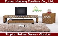 Tropical Rattan TV stand