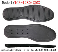 Latest men shoe sole design for office shoes making