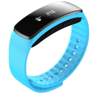 Bluetooth Bracelet Smart Watch Vibrating Alert Alarm For Cell Phone