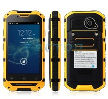Mobile Telephone Discovery V6 Rugged Waterproof Cell Phone