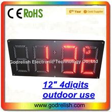 Brand new atomic clock with day of the week with great price