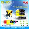 2.0INCH Taiwan Sunplus SPCA6330M WIFI OV2710 helmet sport action camera from China