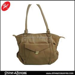 Trendy Brand Designed PU Leather Woman Shoulder Bag