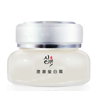 Best Private Label whitening formula face cream with GMP approved