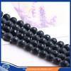 "8/10/12/14/16mm Grind arenaceous black agate six-word Momoir agate beads loose gemstone beads wholesale 16"""