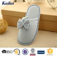 2015 low price wholesale indoor ladies slipper