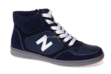 new high quality big size child shoes monogram casual shoes