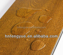 Waterpfoor Plastic PVC Flooring/Vinyl Floor Planks with Fiberglass
