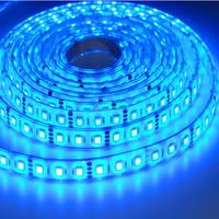 Waterproof LED Strips Lights SMD 5050 Blue Smart Lighting CE&RoHS