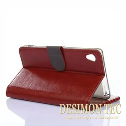 OEM hard pc +pu leather custom design cell phone case for mobile phone accessory