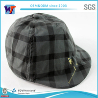 High quality fashion design newsboy beret cap hat pattern