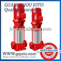 China XBD-L multistage fire-fighting main parts centrifugal high suction lift pump for urban water supply and drainage