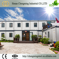 Earthquake Resistant Recyclable Smart Multi Container House Manufacturer