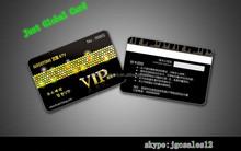 Hico & loco Magnetic Stripe Card vip diamond card