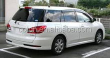 Rear windshield glass for nissan wingroad Y12 station wagon 2006 -