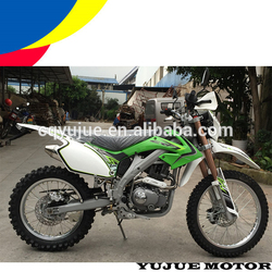 Newest 4-stoke cheap 200cc/250cc dirt motorcycle