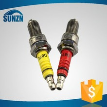 Ningbo hot selling popular exporter best price spark plugs for motorcycles