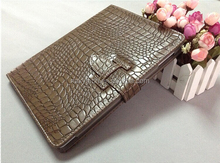 alligator pu leather case for ipad mini