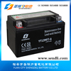 Dry Charged Maintenance Free Motorcycle Battery 12N7-BS 12v 7ah