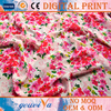 Custom Polyester Chiffon Digital Printed Recycled Fabric Textile
