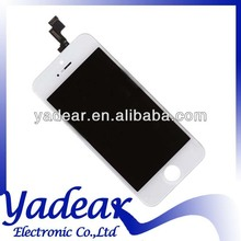 Original Phone parts lcd touch screen for Apple iPhone 5s assembly