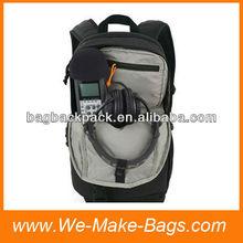 Waterproof backpack camera bag for men