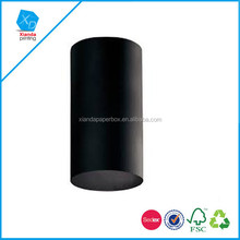 2015 China supply new design lovely cylinder box for wine with top quality and best price