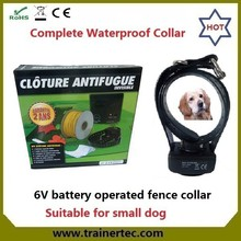 Rechargeable Waterproof with Mode Tone Shock wireless diy electric dog fence
