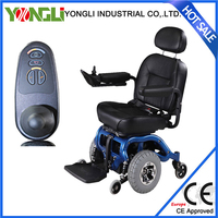 Nanjing supplier of gearbox motor for electric wheelchair height adjustable electric wheelchair electric wheelchair