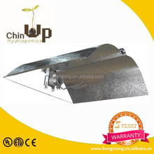 wing reflector for plant growing/ aluminum sheet reflector/ adjustable wing reflector