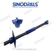 SINODRILLS R38N-19 Anti-corrosion galvanized steel soil nailing