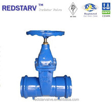 Non-Risng Stem Flexiable Seated DIN Standard Carbon Steel Butt Welded Gate Valve