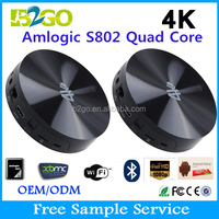 Quad Core bluetooth Android 4.4 4K RK3288 mini pc for windows xp