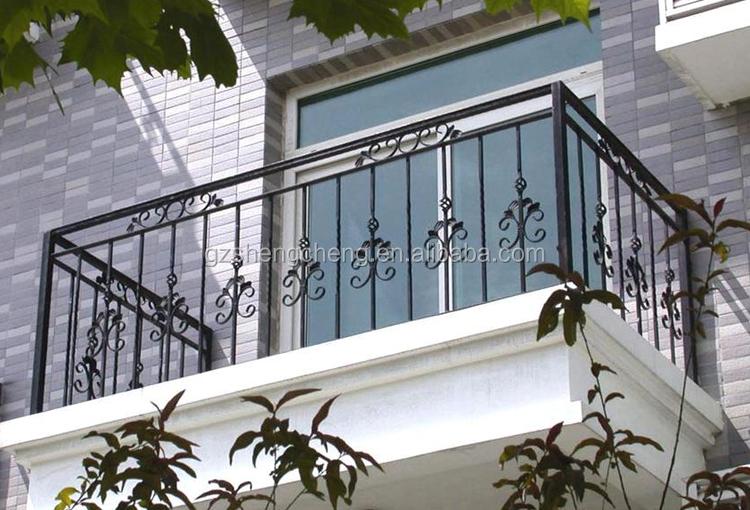 balcon barri re balcon cl ture en fer forg gros. Black Bedroom Furniture Sets. Home Design Ideas