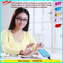 Top Sale Beauty Product / Portable mini Heater/nail dryer fan in Winter