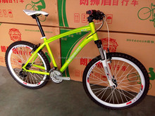26 inch aluminum alloy mountain bicycle professional Manufacturer