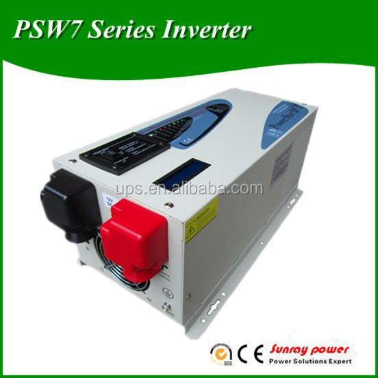 3000w Off Grid Solar Power Inverter Charger 3kw Dc 12v 24v