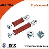 Factory made! Cheap sale cam furniture screw connector