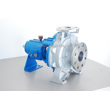 Stainless steel centrifugal pump for chemicals liquid
