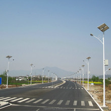 steel pole manufacturer 6m,7m,8m,9m,10m,11m,12m,13m height Q345 steel LED galvanized solar street lighting pole