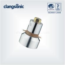 60w 25khz Ultrasonic sensor / transductor / vibrator with ultrasonic generator
