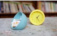 Creative gifts Alarm Clock/World Top Ten Novelty Clock Hide and Seek Running Alarm Clock / Rolling Alarm Clock