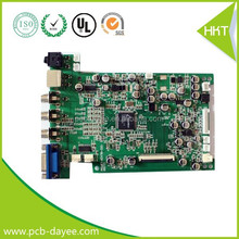 high quality OEM printed Circuit board basics for pcba design