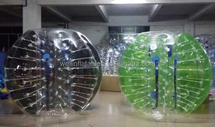 Inflatable Bumper Ball, Human Body Bubble Giga Zorb Ball/loopy ball